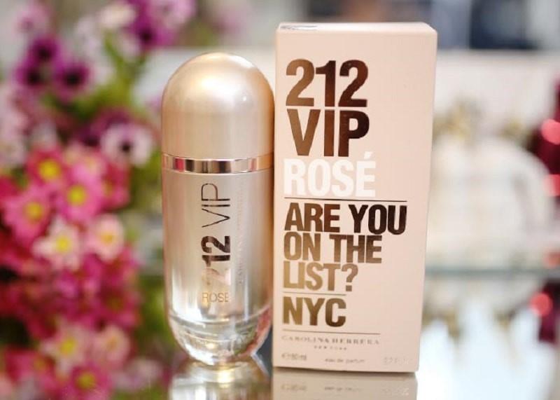 Nước hoa nữ 212 VIP Rosé Extra của Carolina Herrera