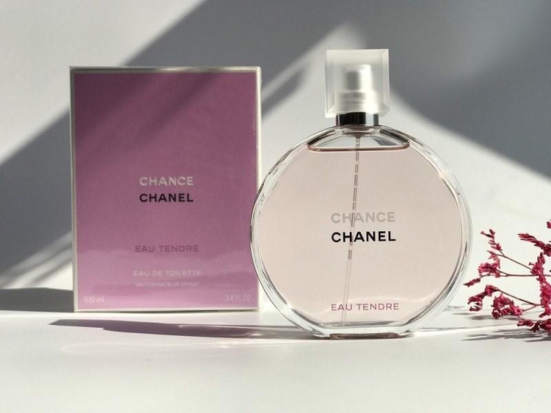 Nước hoa Chanel Chance Eau Tendre EDT
