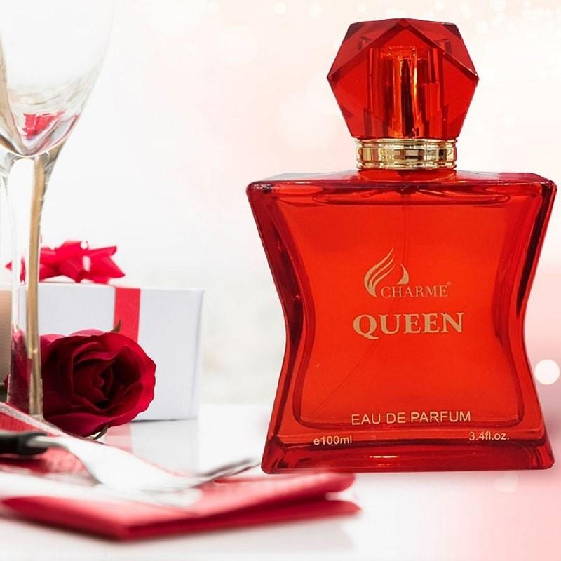 Nước hoa Charme Queen nữ