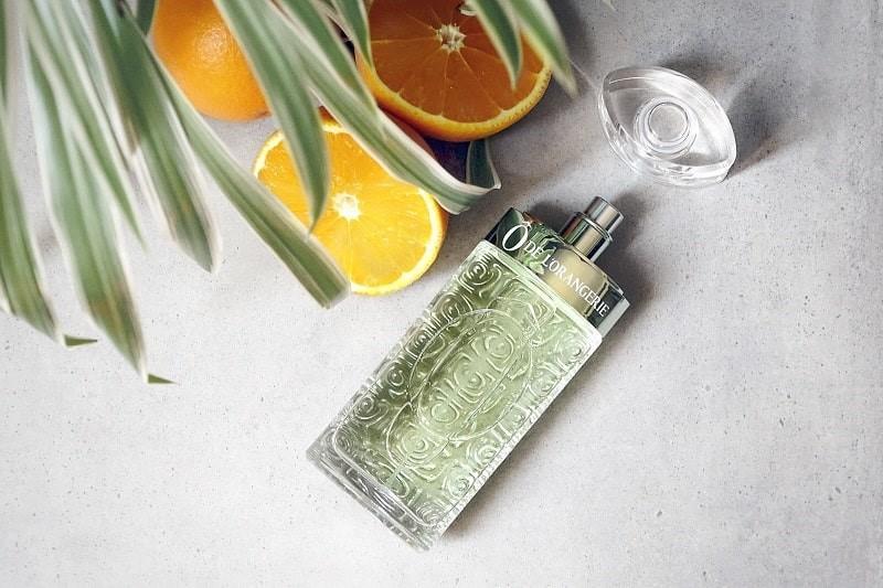 Nước hoa nữ Ô de l'Orangerie, le parfum d'été de Lancôme - Bản giao hưởng mùa hè