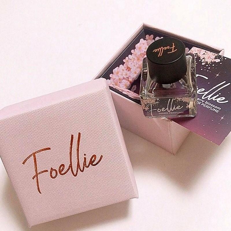 Nước hoa Foellie Eau De Cherry Blossom tím