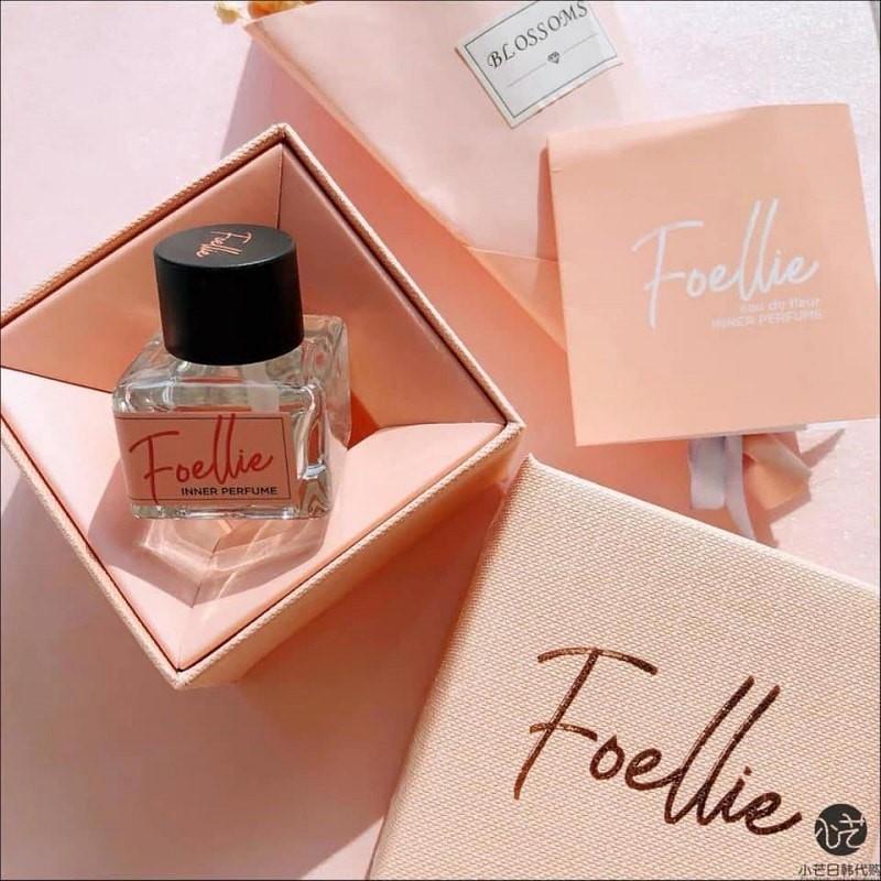 Nước hoa vùng kín Foellie Eau De Fleur màu hồng