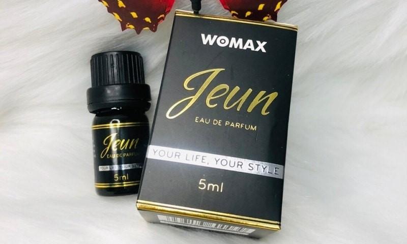 Nước hoa vùng kín Womax Jeun