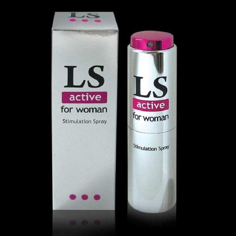 Nước hoa vùng kín cho nữ giới LS Active For Woman