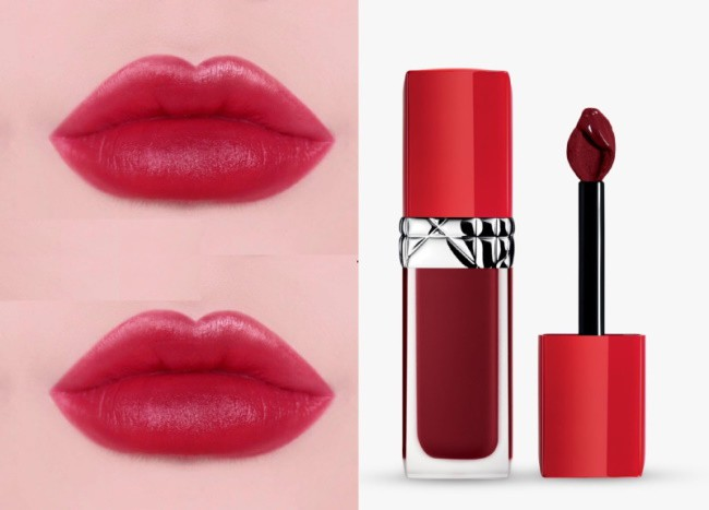 Son Dior Kem Rouge Dior Ultra Care Liquid Matte 866 Romantic