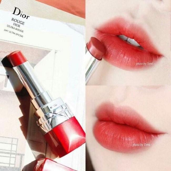 Son Dior Ultra Rouge 999 Ultra Dior được yêu thích bậc nhất của hãng