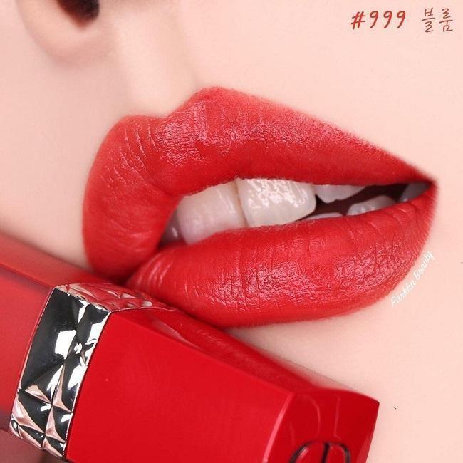 Rouge Dior Ultra Care Liquid 999 Bloom