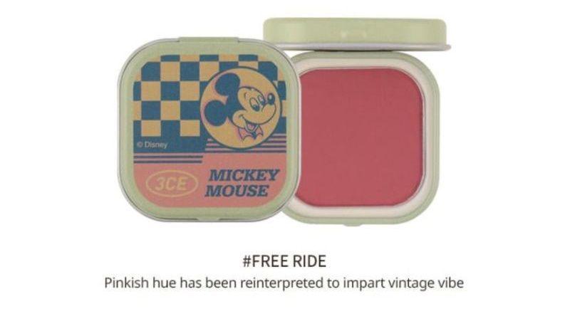 Son 3CE Lip Color Balm #Free Ride