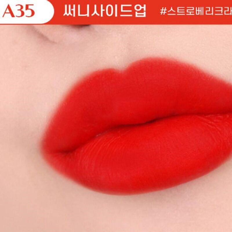 Son Black Rouge Ver 7 màu A35 - Sunny Side Up (Đỏ dâu)