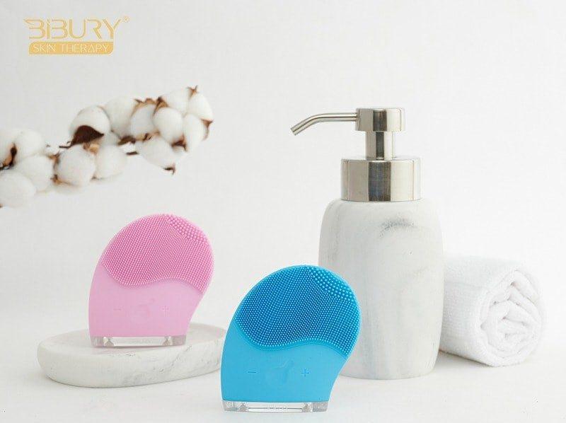 Khả năng làm sạch của máy rửa mặt Bibury tương đối ấn tượng