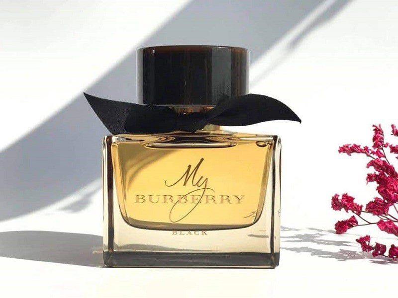 Nước Hoa Burberry My Burberry Black Parfum Cho Nữ