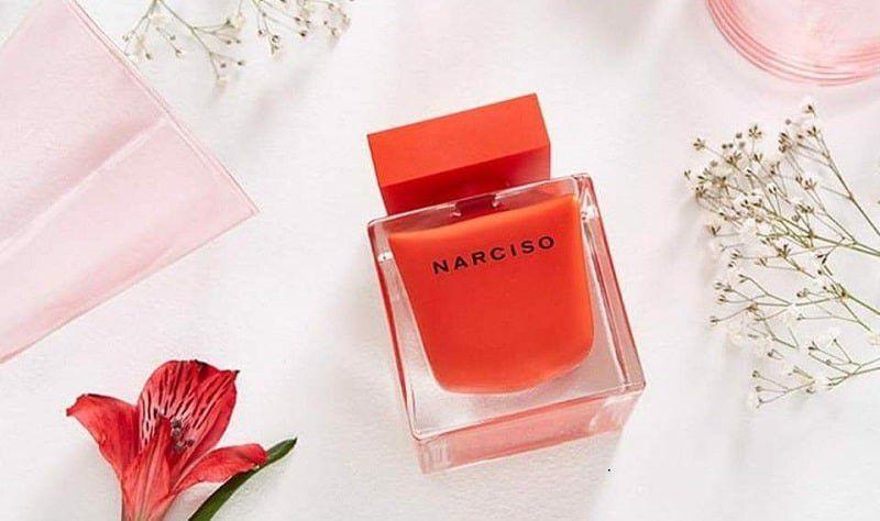 Nước hoa nữ Narciso Rodriguez Narciso Rouge EDP màu đỏ