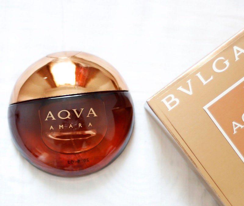 Nước hoa Bvlgari nam Aqva Amara