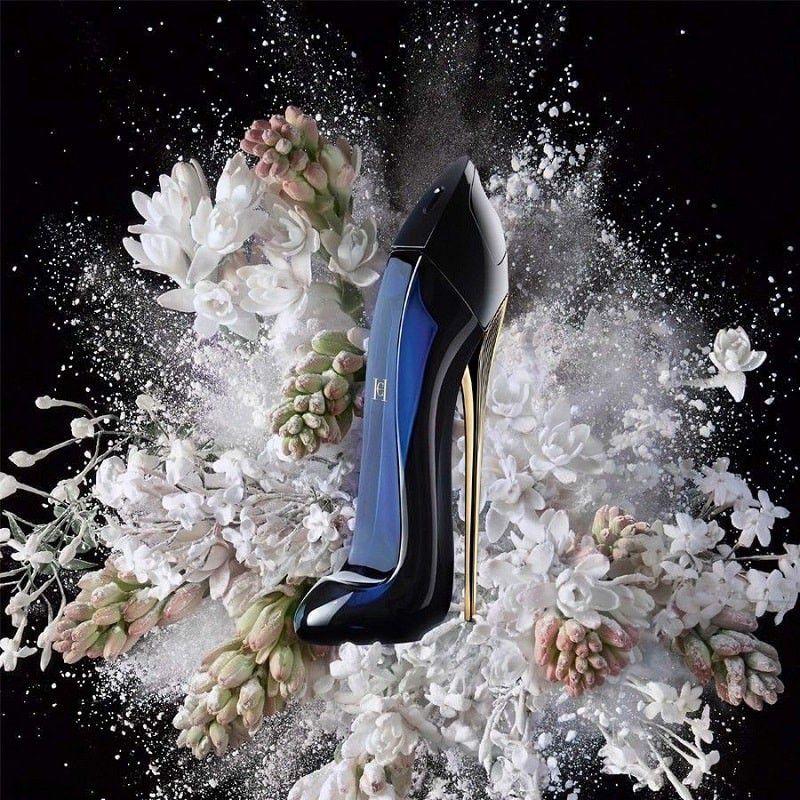 Nước hoa Good Girl hình chiếc giày của nước nào? Giá bao nhiêu?