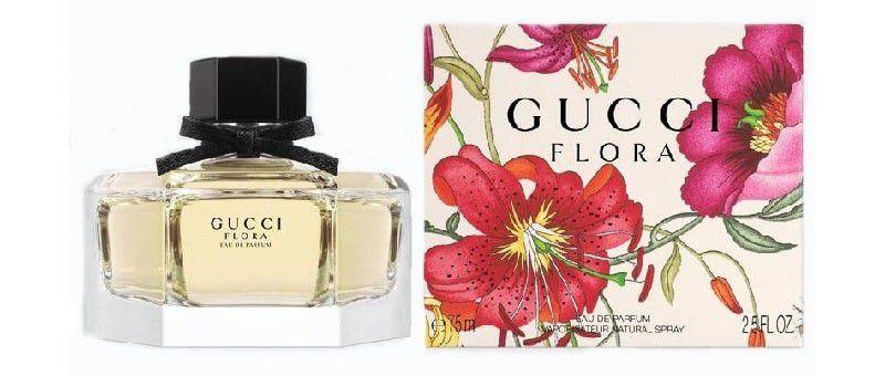 Nước hoa Gucci nữ Flora By Gucci