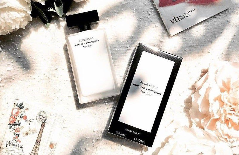 Nước hoa nữ Narciso Rodriguez Pure Musc For Her EDP