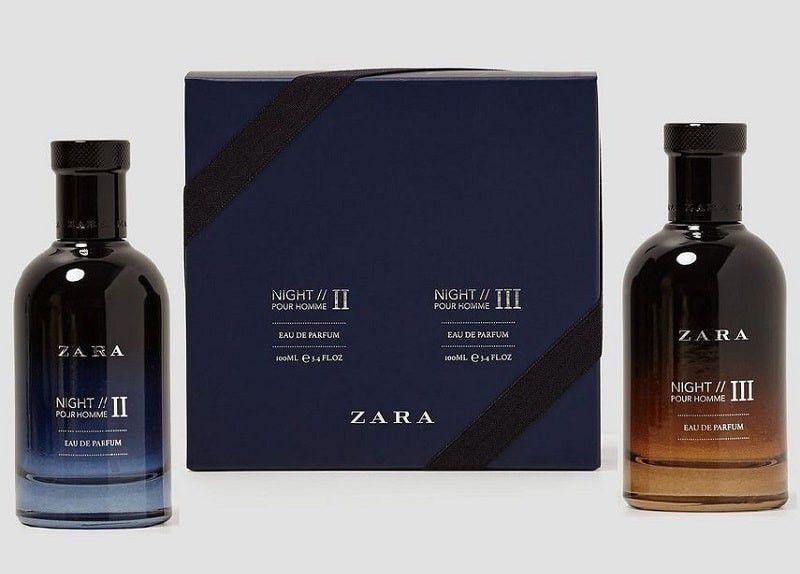 Nước hoa Zara Collection Man cho nam
