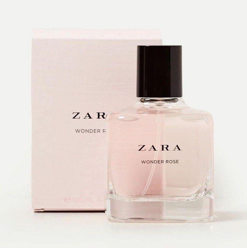 Nước hoa Zara WONDER ROSE cho nữ