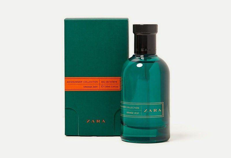 Nước hoa Zara nam Midsummer Collection Orange Zest