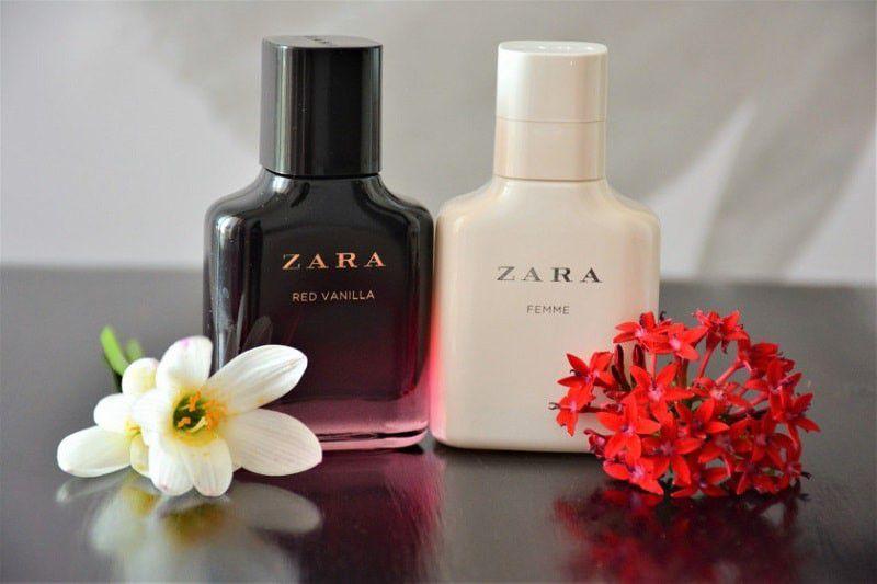 nước hoa zara mùi nào thơm