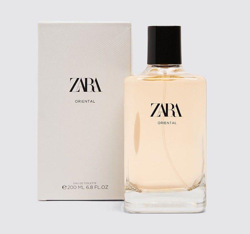 Nước hoa Zara nữ ORIENTAL