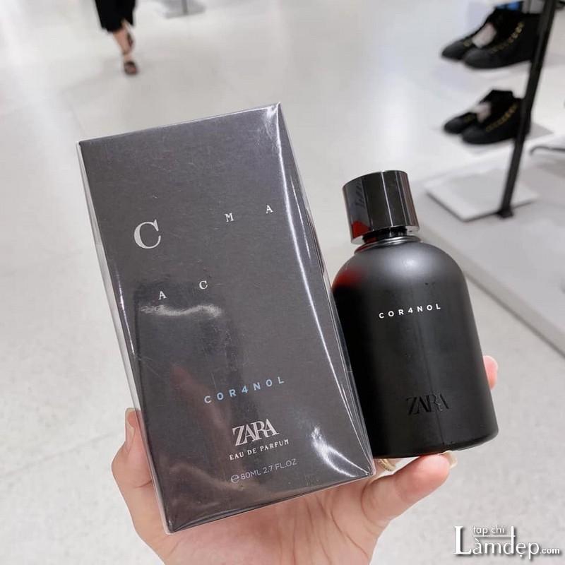 Nước hoa Zara nam Cor4Nol