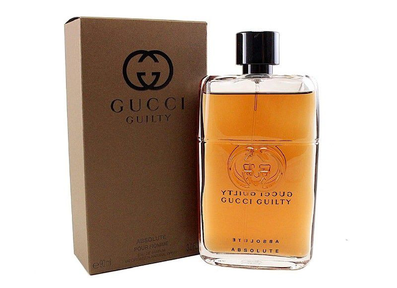 Nước hoa nam Gucci Guilty Absolute Pour Homme EDP 90ml