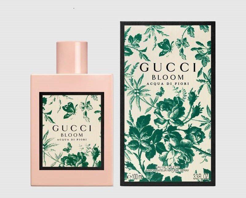 Nước hoa nữ Gucci Bloom Acqua Di Fiori