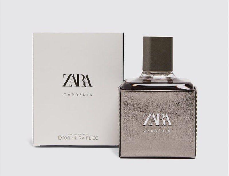 Nước hoa Zara Gardenia có hương thơm ngọt dịu