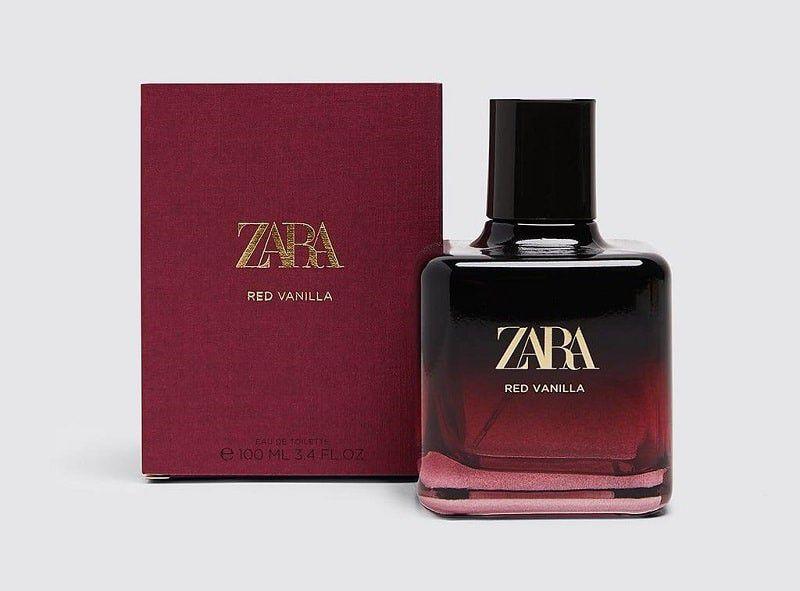 Nước hoa nữ Zara RED VANILLA