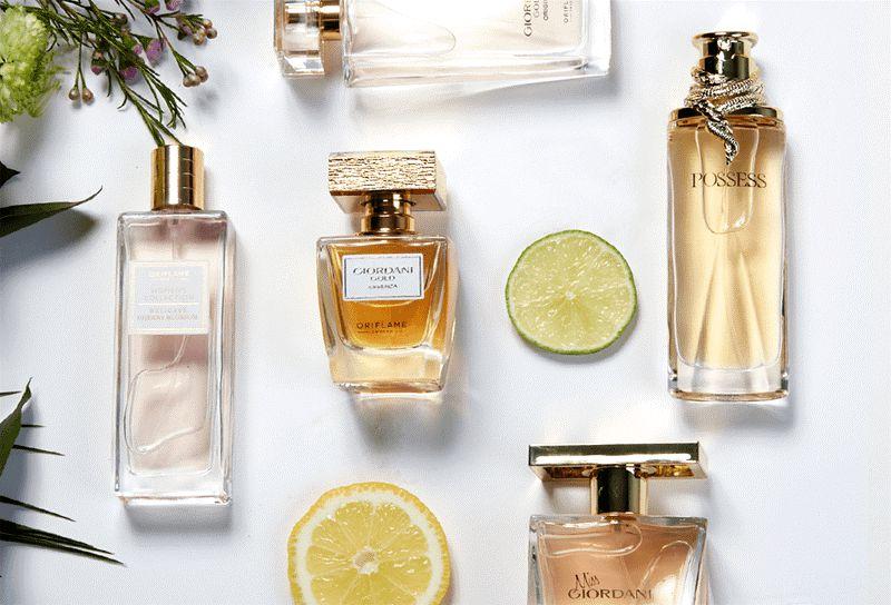 Cách lựa chọn nước hoa Oriflame phù hợp