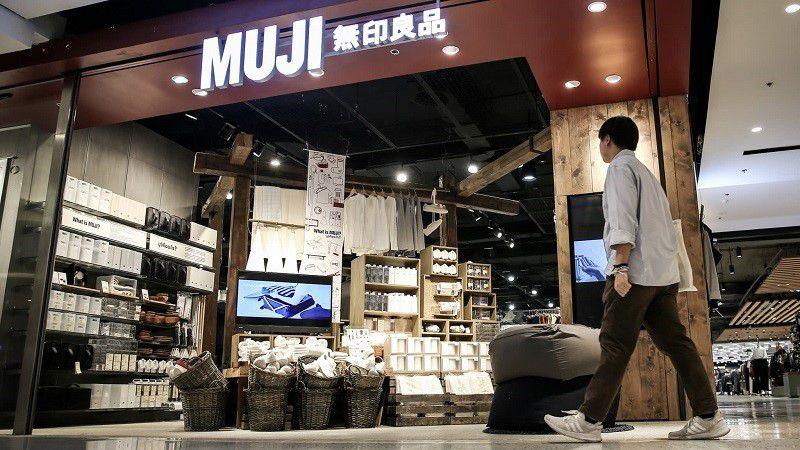 thương hiệu Muji
