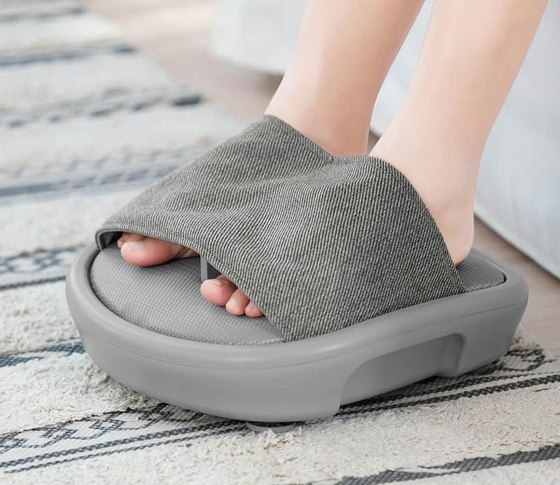 Máy massage chân Xiaomi Leravan LF-ZJ007-MGY xoa bóp, bấm huyệt