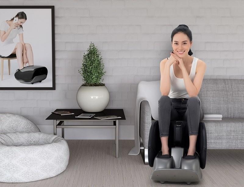 Máy Massage chân nào tốt?