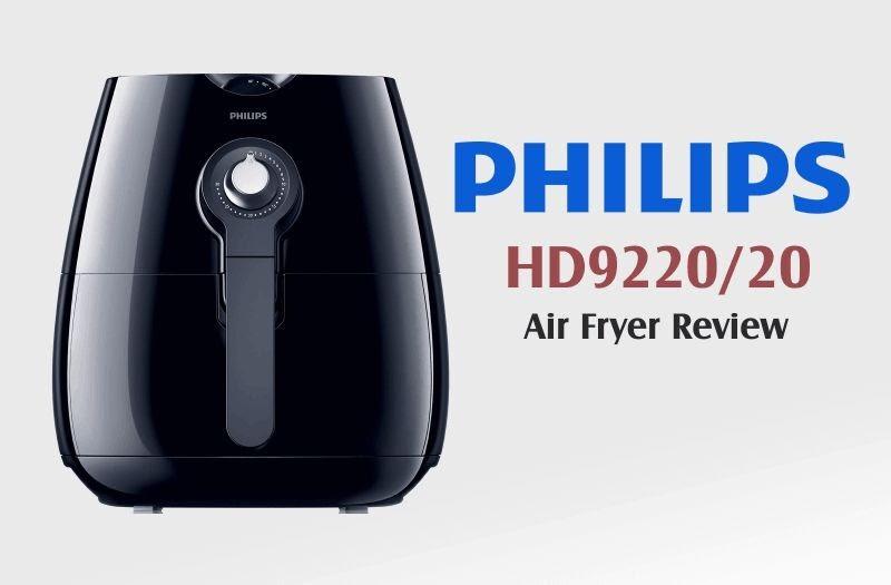 Review nồi chiên không dầu Philips HD9220 có tốt không