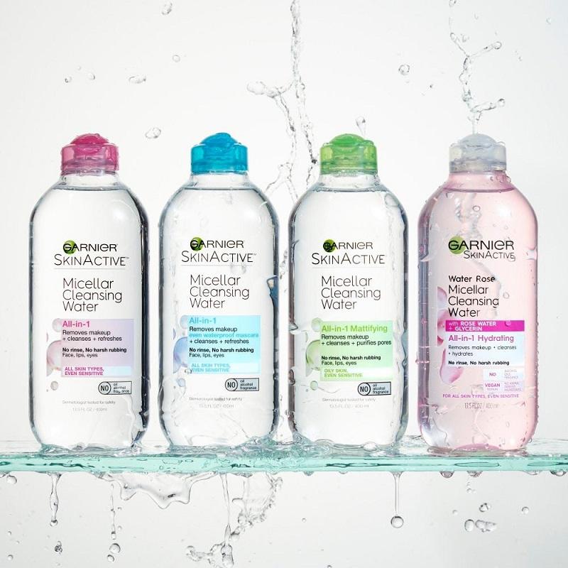 Đánh giá nước tẩy trang Garnier