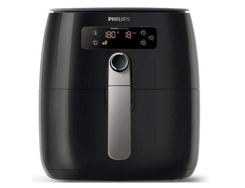 Hạn chế của nồi chiên không dầu Philips HD9643