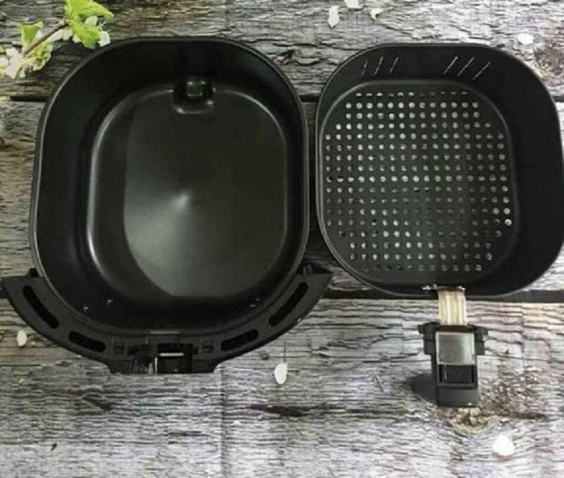Hướng dẫn sử dụng nồi chiên không dầu Lock&Lock EJF351BLK 5,2l
