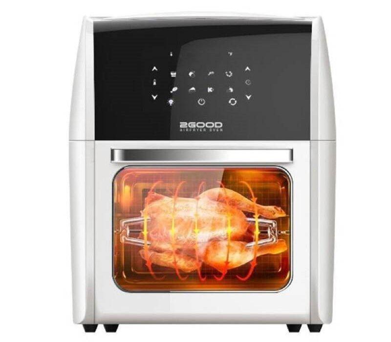 Nồi nướng không dầu 2GOOD Vortex S-15 Air Fryer Oven - Dòng mới