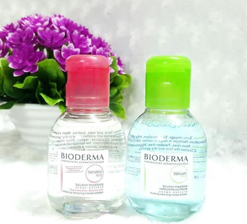 Nước tẩy trang Bioderma 100ml