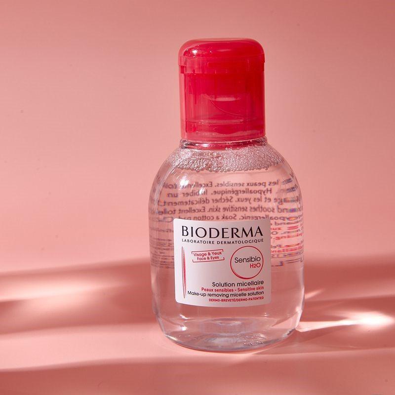 Bioderma hồng là một loại nước tẩy trang tuyệt vời