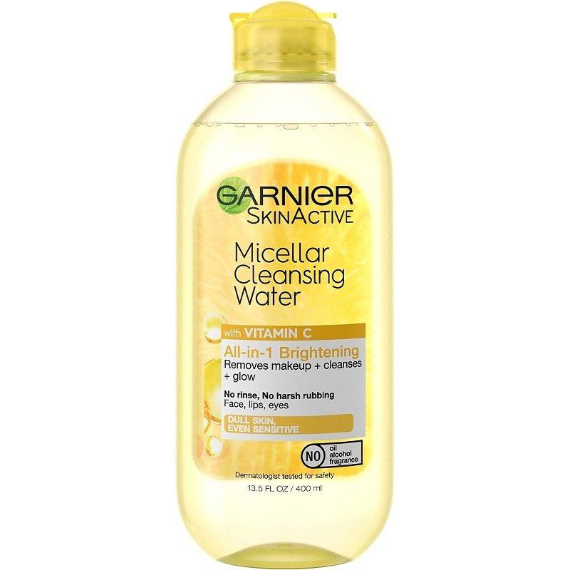 Nước tẩy trang Garnier Vitamin C (Micellar Cleansing Water With Vitamin C)