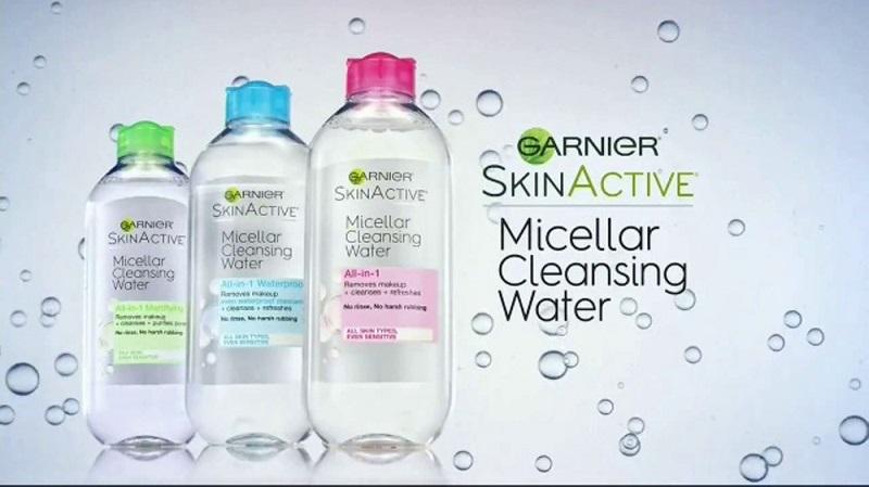 Nước tẩy trang Garnier của nước nào?