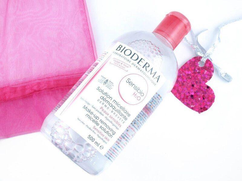 Công dụng của nước tẩy trang Bioderma nắp hồng