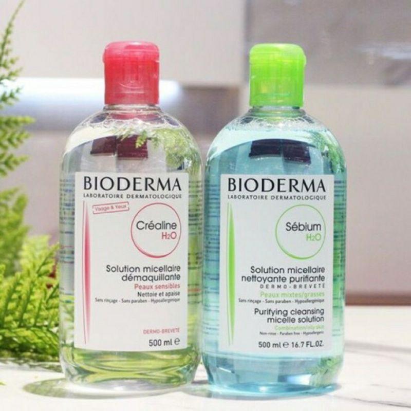 Nước tẩy trang Bioderma 500ml