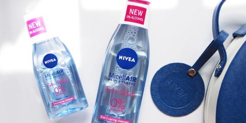 Đánh giá kết cấu nước tẩy trang Nivea