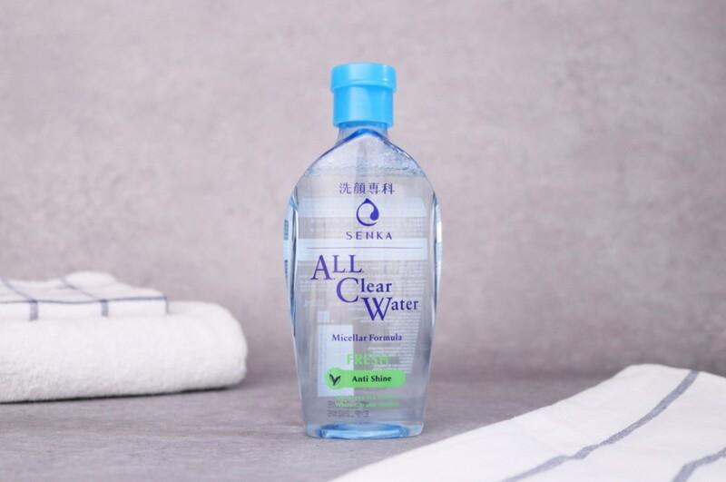 Nước tẩy trang Senka All Clear Water phù hợp với ai?
