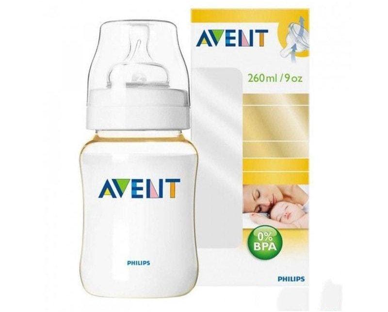 Bình sữa Avent giá bao nhiêu?