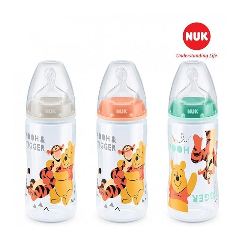 Bình sữa Nuk Premium Choice