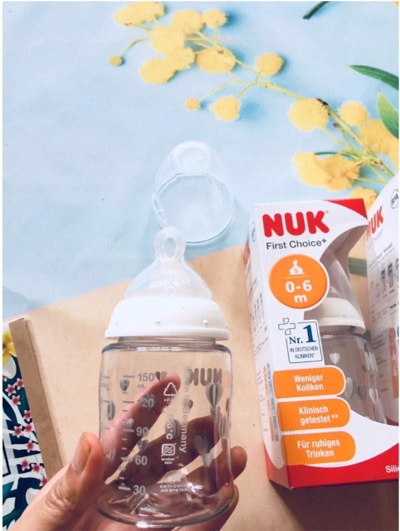 Bình sữa Nuk có tốt không?